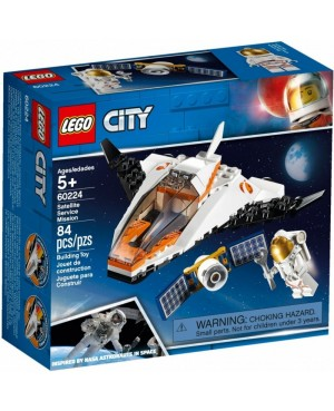 LEGO 60224 City Naprawa...
