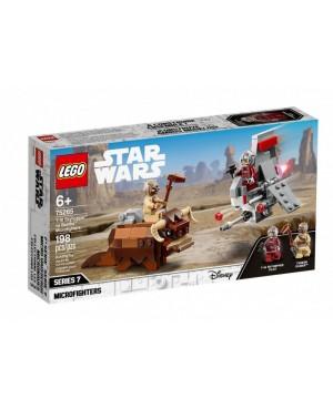 LEGO 75265 Star Wars T-16 Skyhopper kontra Banthy
