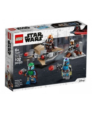 LEGO 75267 Star Wars Zestaw bojowy Mandalorianina