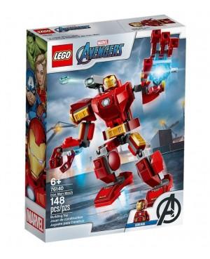 LEGO 76140 Super Heroes Mech Iron Mana