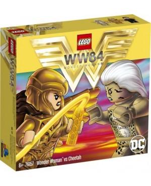 LEGO 75157 Super Heroes Wonder Woman kontra Gepard