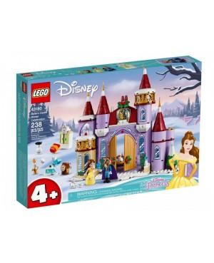 LEGO 43180 Disney Princess Zimowe święto w zamku Belli