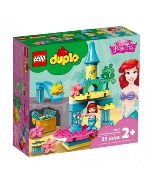 LEGO 10922 DUPLO Disney TM Pod wodny zamek Ariel