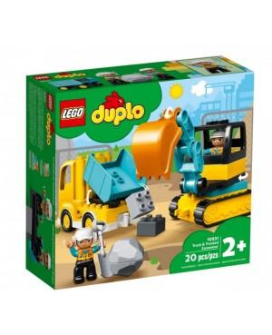 LEGO 10931 DUPLO Ciężarówka...