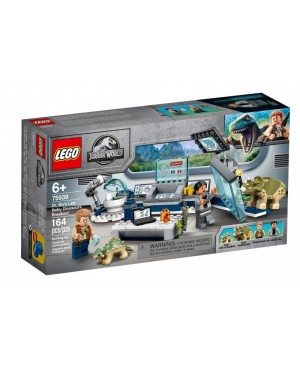 LEGO 75939 Jurassic World Laboratorium doktora Wu