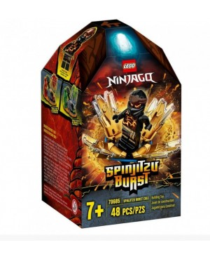 LEGO 70685 Ninjago Wybuch...