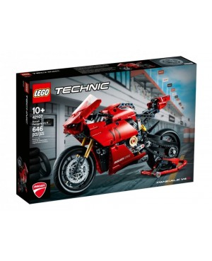 LEGO 42107 Technic Ducati...