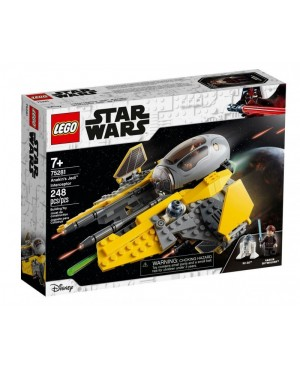 LEGO 75281 Star Wars Jedi Interceptor Anakina