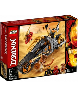 LEGO 70672 Ninjago Motocykl...