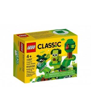 LEGO 11007 Classic zielone...