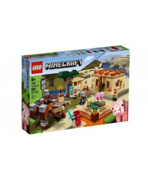 LEGO 21160 Minecraft Najazd...