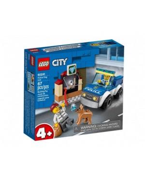 LEGO 60241 City Oddział...
