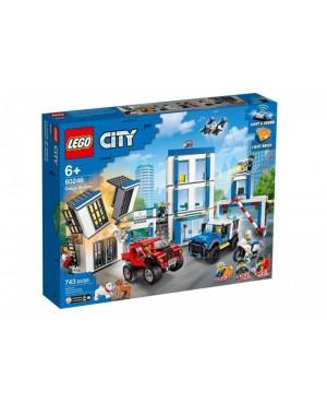 LEGO 60246 City Posterunek...