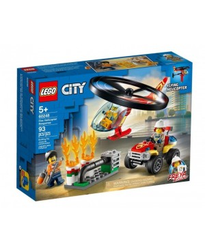 LEGO 60248 City Helikopter...