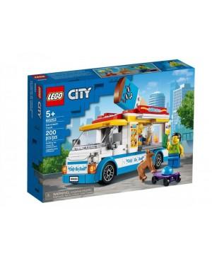 LEGO 60253 City Furgonetka...