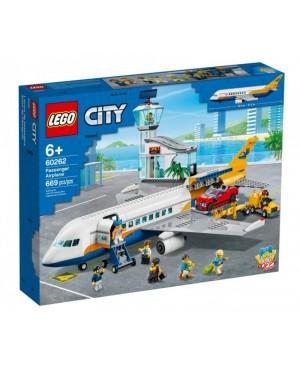 LEGO 60262 City Samolot...