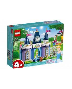 LEGO 43178 Disney Princess Przyjęcie w zamku Kopciuszka