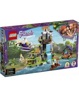 LEGO 41432 Friends Na ratunek alpakom
