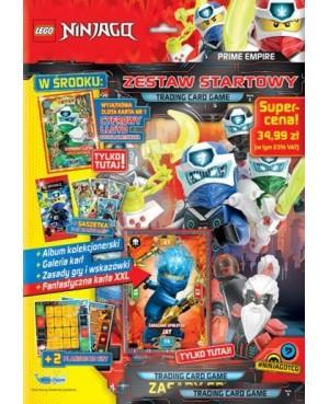 Kolekcja kart LEGO Ninjago...