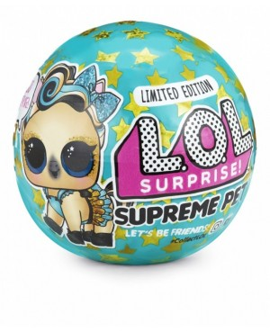 L.O.L. Surprise Pets...