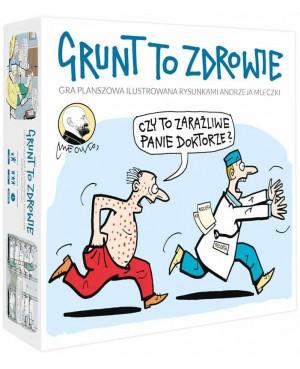 GRUNT TO ZDROWIE GRA...