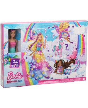 Kalendarz Adwentowy Barbie...