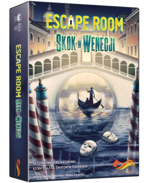 Escape Room Skok w Wenecji...