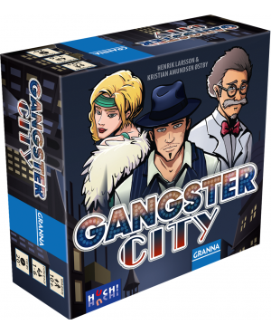 GANGSTER CITY Gra rodzinna...