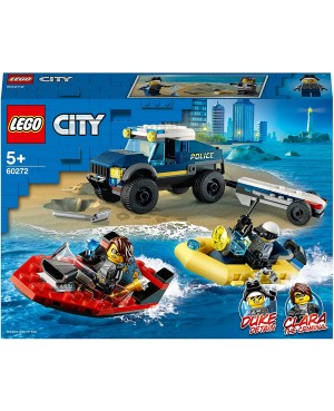 LEGO 60272 City Transport...