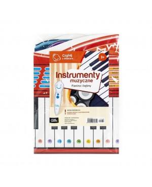 Instrumenty muzyczne...