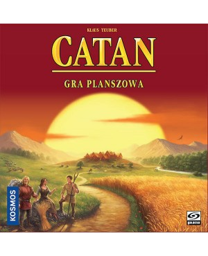 CATAN Osadnicy z Catanu gra...