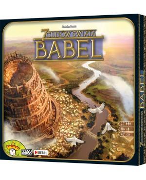 7 Cudów Świata dodatek Babel