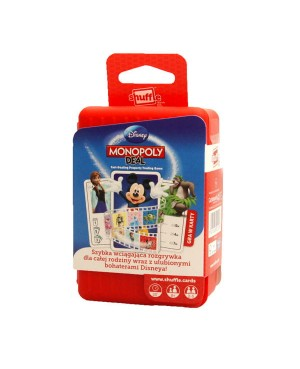 Monopoly Deal Disney gra...