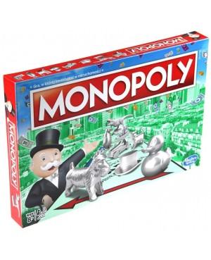 MONOPOLY CLASSIC gra ekonomiczna Hasbro PL