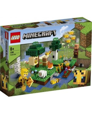LEGO 21165 Minecraft Pasieka