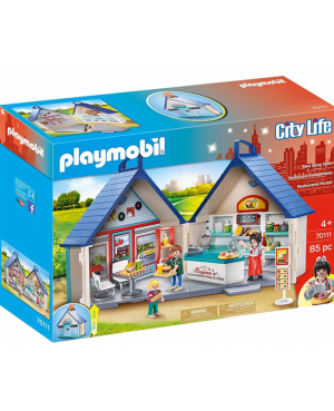 Playmobil 70111 City Life...
