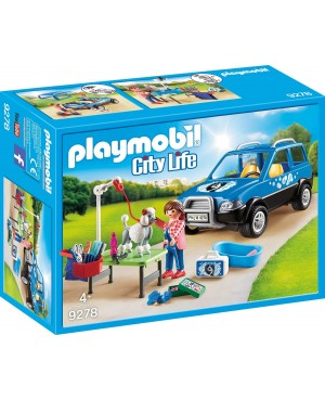 Playmobil City Life 9278...