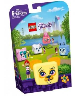 LEGO 41664 Friends Kostka Mii z mopsem