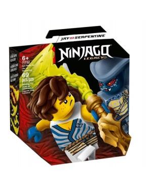 LEGO 71732 Ninjago Epicki zestaw bojowy Jay kontra Wężon