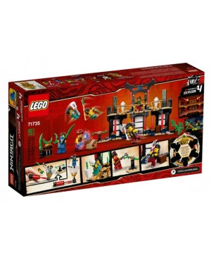 LEGO 71735 Ninjago Turniej...