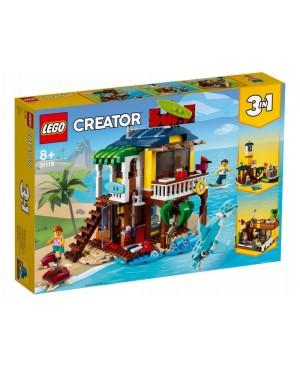 LEGO 31118 Creator Domek surferów na plaży