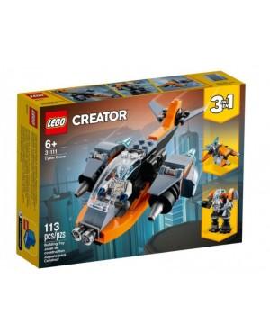 LEGO 31111 Creator Cyberdron