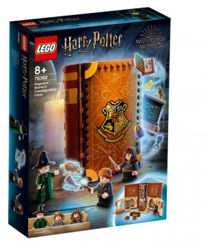 LEGO 76382 Harry Potter Zajęcia z transfiguracji