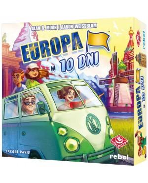 Europa w 10 dni gra...