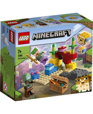 LEGO 21164 Minecraft Rafa...