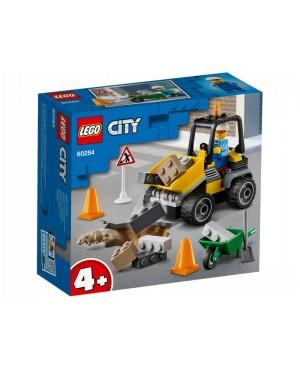 LEGO 60284 City Pojazd do robot drogowych