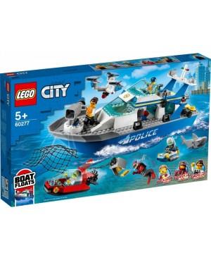 LEGO 60277 City Policyjna...