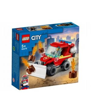LEGO 60279 City Mały woź...