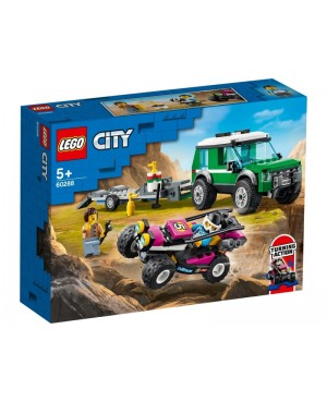 LEGO 60288 City Transporter...