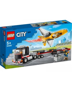 LEGO 60289 City Transporter...